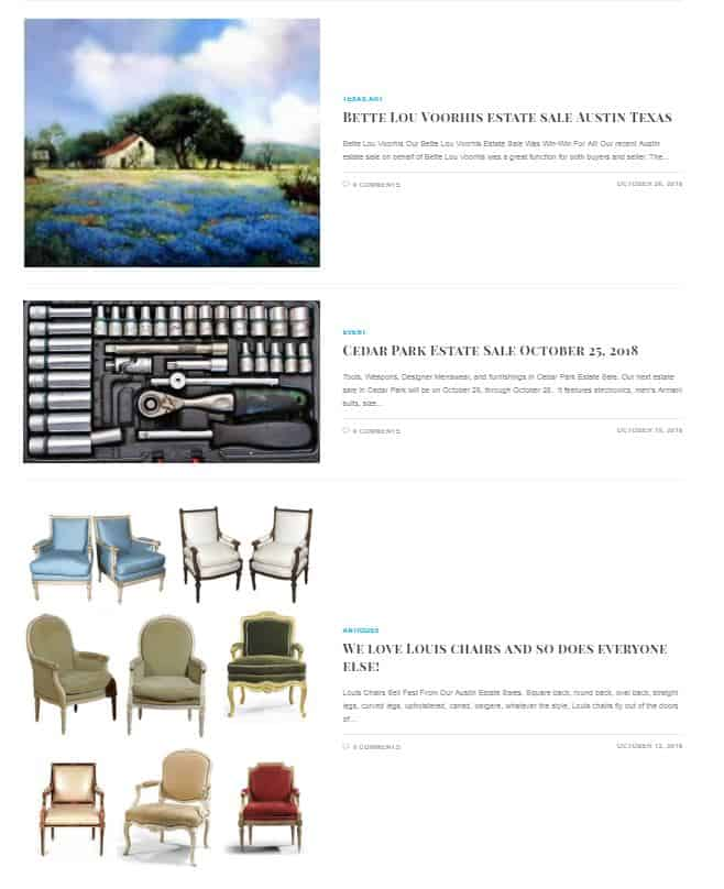 blog examples